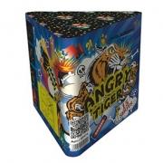 """Фейерверк GP475 Angry Tiger / Злой тигр (1"""" х 15)"""