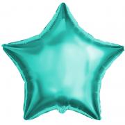 Шар (21''/53 см) Звезда, Тиффани, 1 шт.