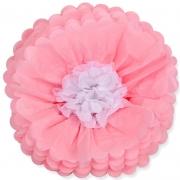 Цветок, Розовый (14''/36 см) 1 шт.