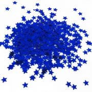Конфетти Звезды, Синие, 17 гр.