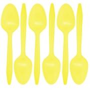 Ложки, Желтый, 24 шт.