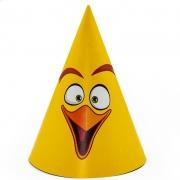 Колпаки, Angry Birds, Желтый, 6 шт.