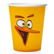 Стаканы (250 мл) Angry Birds, Желтый, 6 шт.