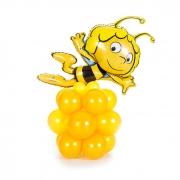 Пчёлка Майя на шариках