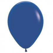 Шар (12''/30 см) Синий, пастель, 1 шт.
