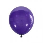 Шар (12''/30 см) Фиолетовый, кристалл, 1 шт.